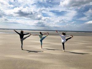 4 jours en retraite de yoga, jeûne ou vegan et randonnée à Hardelot, France