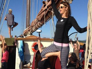 5 Day Wellness Cruise and Yoga Holiday in Camden, Maine