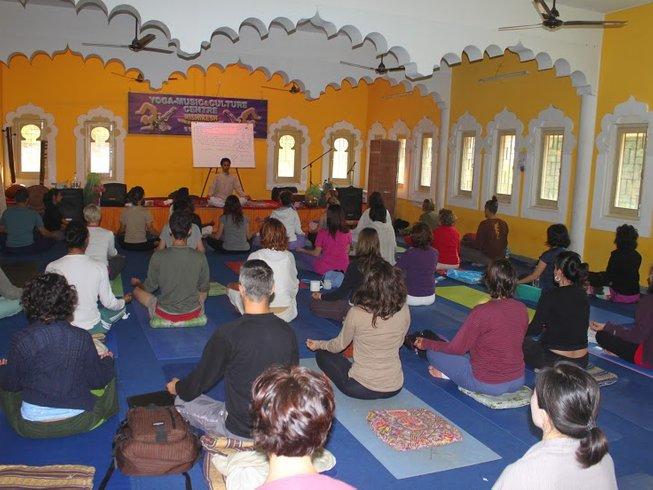 29 Days 200-Hour Yoga Teacher Training India
