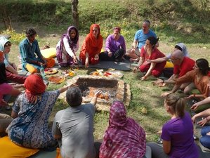 40 Days 300 Hours Yoga Teacher Training in Rishikesh, Uttarakhand , India