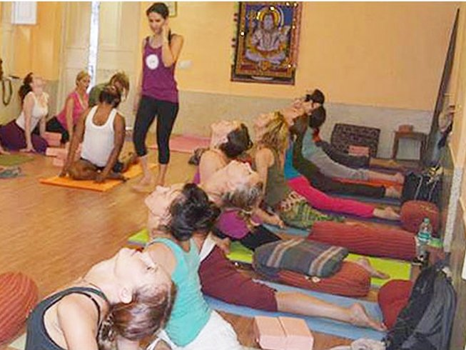 28 Days 300-Hour Yoga Teacher Training in Rishikesh, India