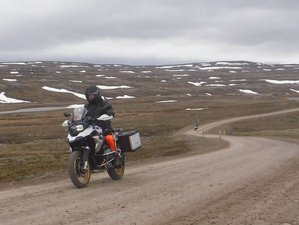 9 Day Ride Around Iceland Guided Motorcycle Tour