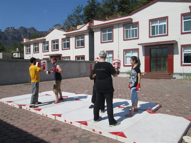 2 Months Kung Fu Training in Handan(Birthplace of Taichi), China