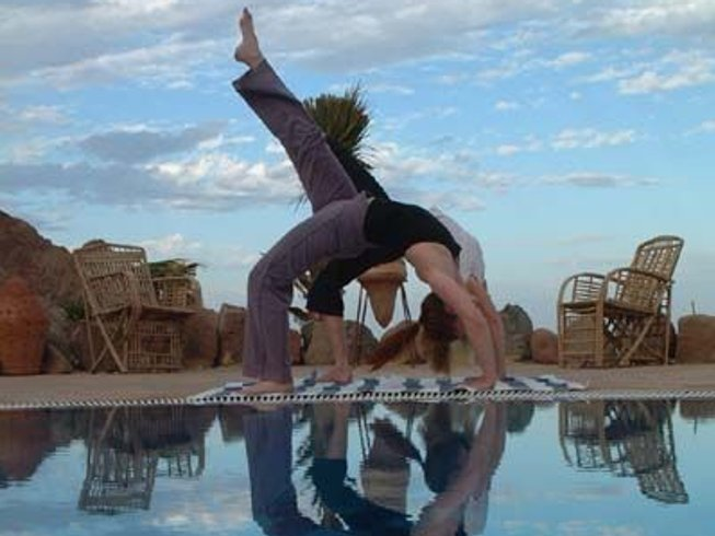 22 Days Hatha Yoga Teacher Training in Dahab, Egypt