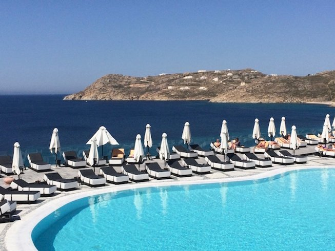 8 Days Luxury Yoga Retreat in Greece