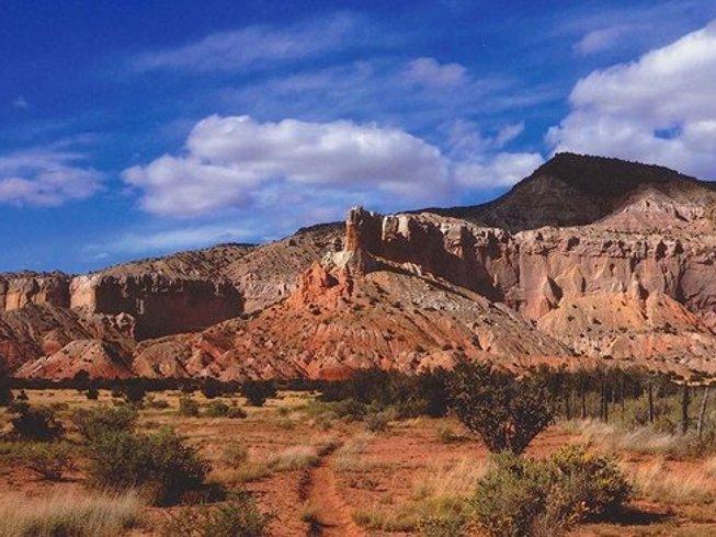 8 jours en retraite de yoga kripalu et méditation au Nouveau Mexique, États-Unis