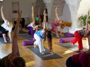 8 Days Health and Yoga Retreat in Puglia, Italy