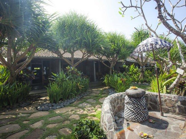 4 Tage Wasserfall Wanderung und Yoga Urlaub auf Bali, Indonesien