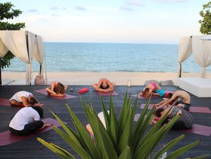 8 Day Thailand Beach and Yoga Retreat in Khanom, Nakhon Si Thammarat