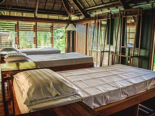 7 Days Relaxing Surfing and Yoga Retreat in Siargao Island, Philippines