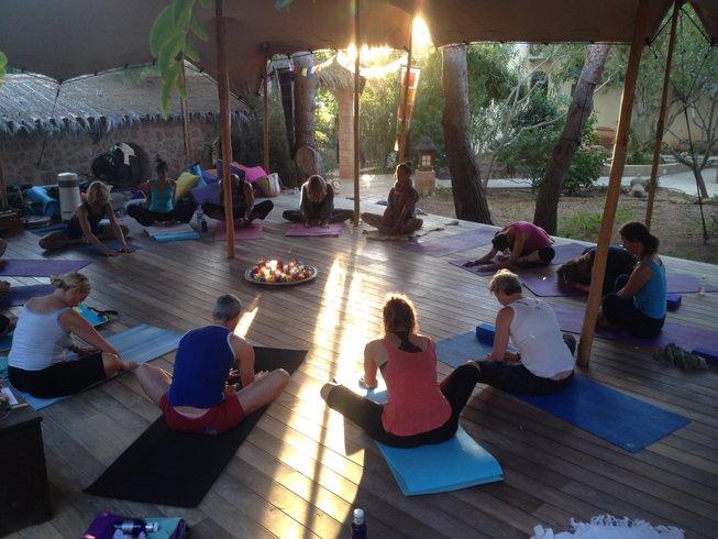 7 Tage Freiheit Meditation und Yoga Retreat auf Ibiza, Spanien
