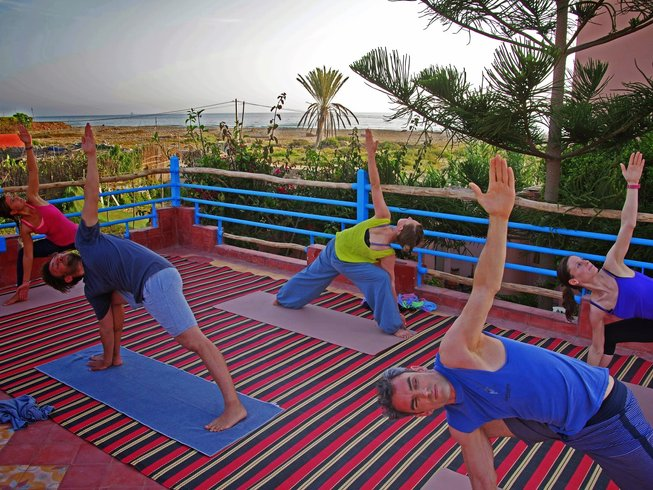 8 Days Zen Surf and Yoga Retreat in Morocco