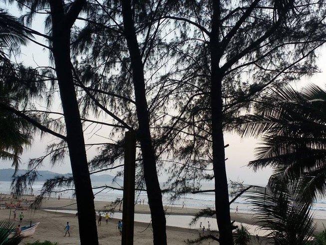 11 jours en stage de yoga ashtanga à Goa, Inde