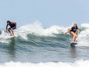 3 Day Yoga and Surf Camp in Playa Pelada, Nosara