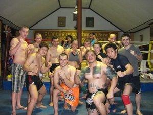 2 Weeks Intensive Muay Thai Gym in Thailand