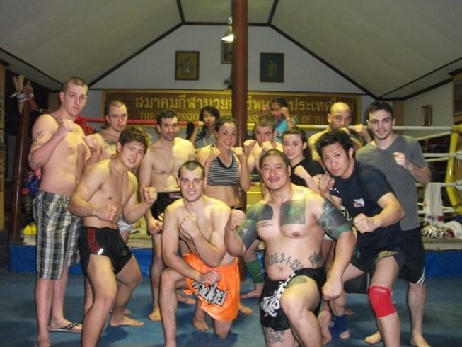 2 Weeks Intensive Muay Thai Gym in Thailand