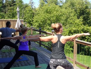 2 Days Namaste Weekend Meditation and Yoga Retreat Ontario, Canada