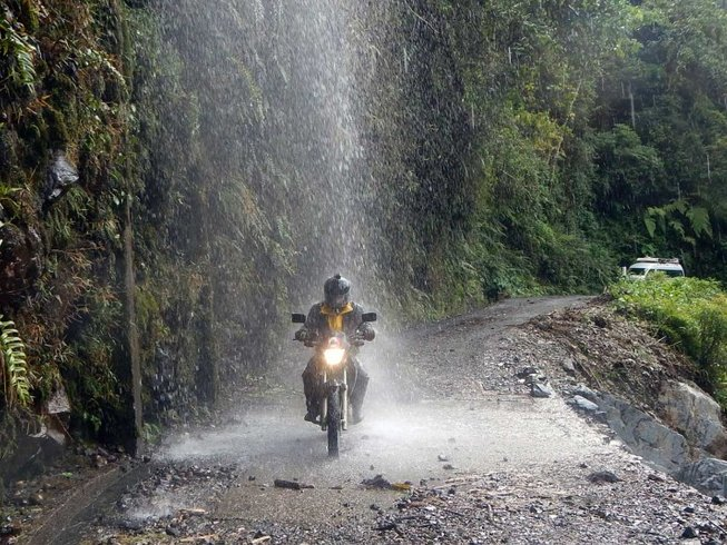 8 Days Guided Motorcycle Tour Peru