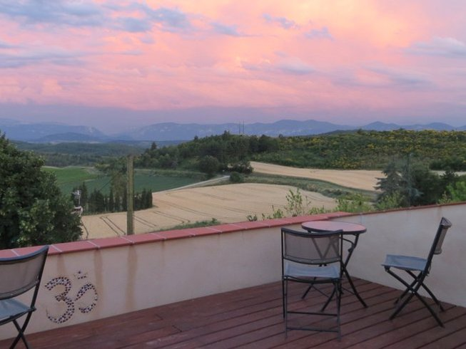 4 Days Fall Meditation and Yoga Retreat in The Pyrenees, France