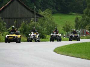 2 Days Exciting Guided Quad Tour in Switzerland