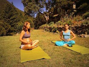 7 Tage Kinderwunsch Yoga Retreat in der Nähe von Barcelona, Spanien