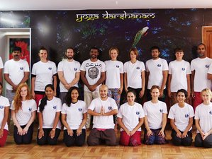 30 Days 200hrs Yoga Teachers Training in Mysore India