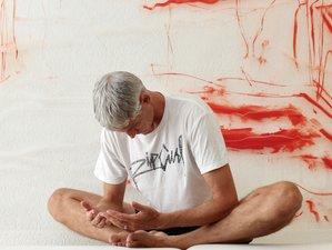 6 Tage Yin und Yang Yoga Retreat am Thunersee in der Schweiz