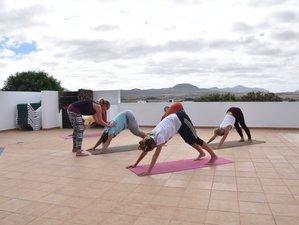 8 Day Easy Yoga Holiday in Corralejo, Fuerteventura