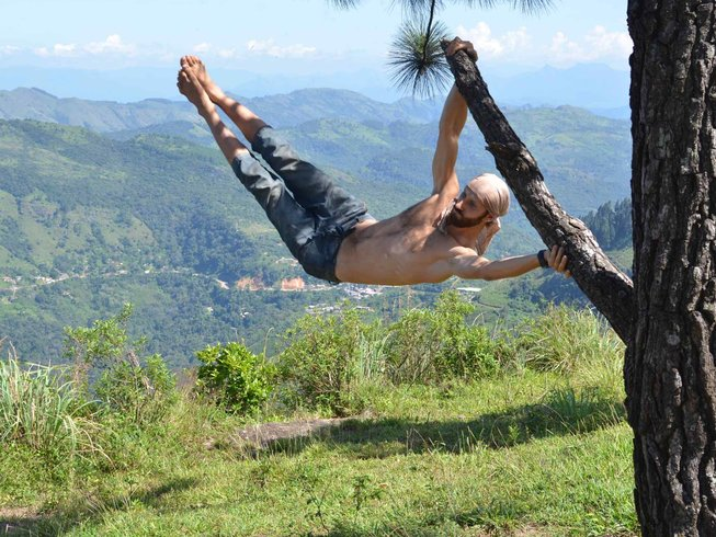 7 días retiro de yoga peregrino en Sri Lanka