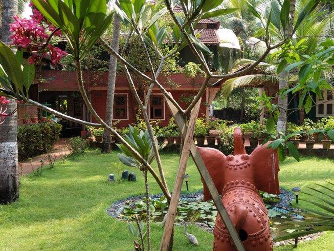 28 Days Soukhya Ayurveda Meditation and Yoga Retreat India