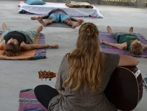 20 Tage Meditation und Yoga Retreat in Rishikesh, Indien