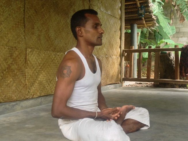 7 Days Yoga Retreat in Sri Lanka