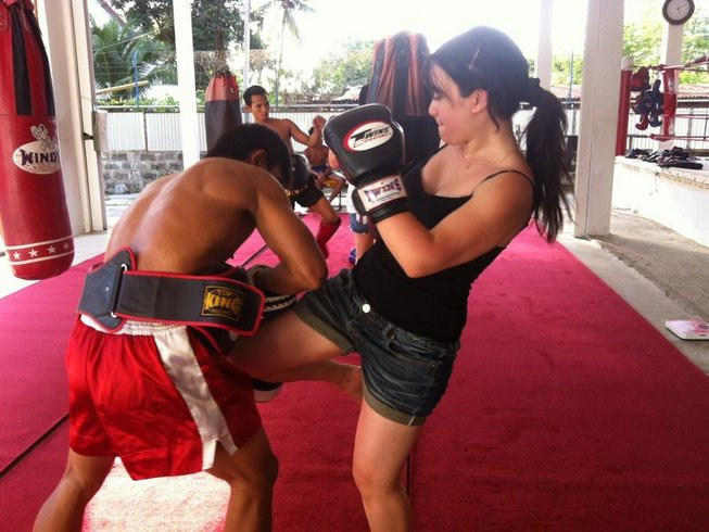 1 Month All Inclusive Muay Thai in Saraburi, Thailand