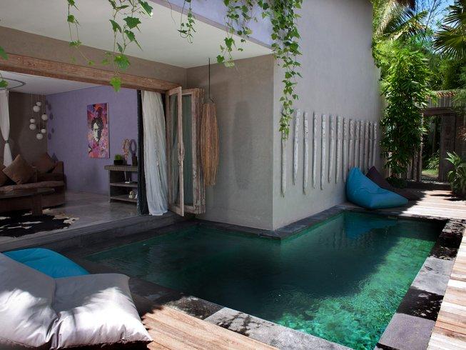 4 Days Rejuvenating Spa Treatment and Intensive Yoga Retreat in Seminyak, Bali
