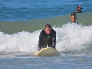 8 Day of Sun, Sand, Sea, and Relaxation: The First Wave Surf Camp in Tamraght, Agadir