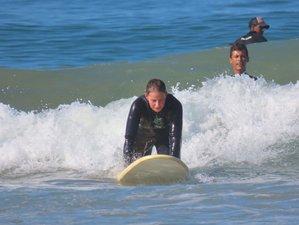 8 Tage Sonne, Sand, See und Entspannung Surfcamp in Tamraght, Agadir