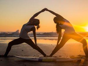 7 Day Beach Yoga Holiday at a Beach House in SW Algarve