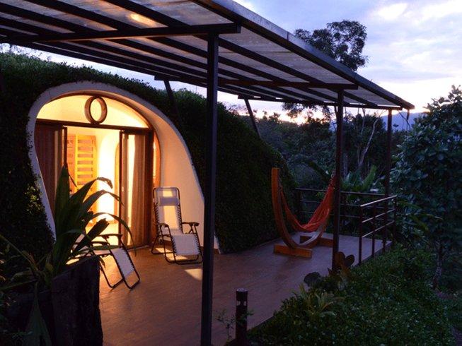 4 días de meditación, caminatas y retiro de yoga en Puyo, Ecuador