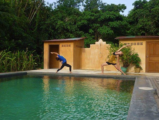 8 días retiro de yoga y meditación en Siem Reap, Camboya