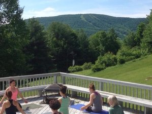 4 Days Memorial Day Weekend Yoga Retreat Upstate New York, USA