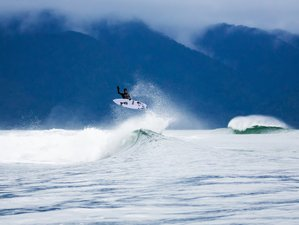 3 Days Wilderness Adventure and Surf Camp in South Island, New Zealand