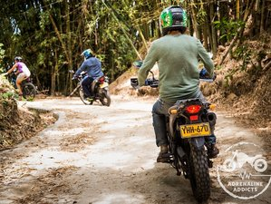 3 Day Guided Beginner Coast to Jungle Motorcycle Tour in Colombia