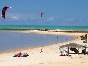 8 Days Invigorating Kite Surf Camp in Nordeste, Brazil