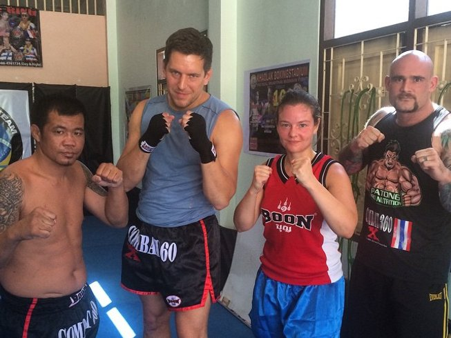 2 Weeks Muay Thai, MMA, Boxing and Fitness Training in Thailand
