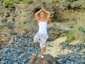 8 Tage Meditation und Hatha Yoga Retreat in Spanien