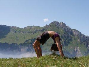 8 Tage Berg-Wald Retreat mit Yoga und Wandern in den Schweizer Alpen, Tessin