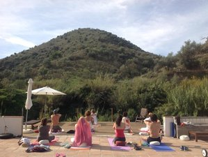 7 Days Massage Training and Yoga Retreat Andalucia, Spain