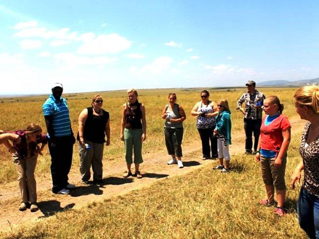 7 Days Classic Safari in Kenya