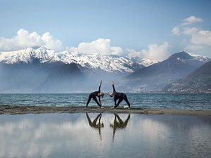 6 Days Nature, Relaxation, Spa, and Yoga Retreat in Como Lake, Italy