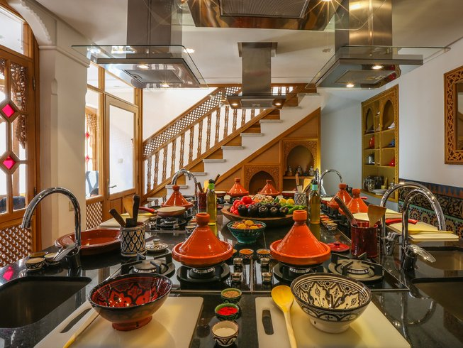 2 Days La Maison Arabe Cooking Holiday in Marrakech